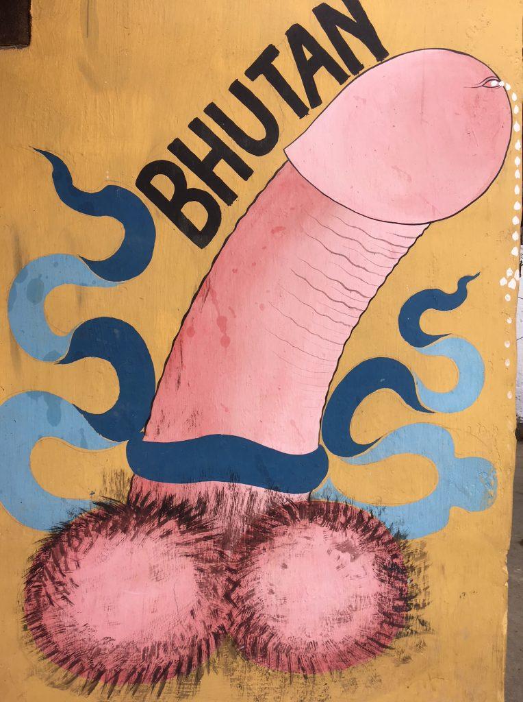 Phallus Drawings Bhutan.JPG